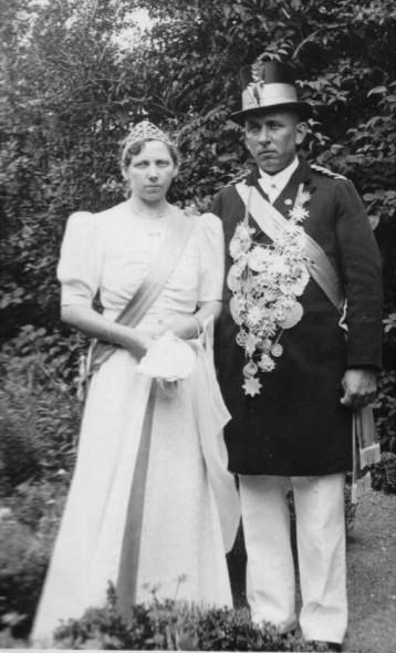 1938 Luise Gockel-Röttgen und Franz Maas-Peitzmeier