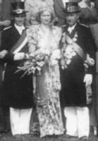 1939 Freiin Elisabeth von Ketteler und Ignatz Langehans