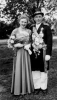 1952 Josefine Oel und Heinrich Otte