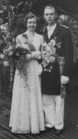 1953 Helene Gockel-Rixen und Engelbert Gockel-Böhner