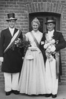 1955 Helene Langehans und Hubert Sprink