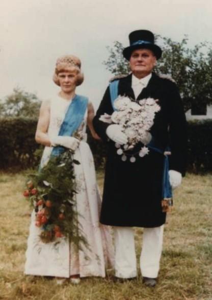 1964 Maria Glaremin und Heinz Jütte
