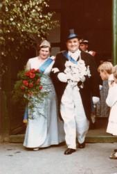 1965 Maria Struwe und Heinz Jütte