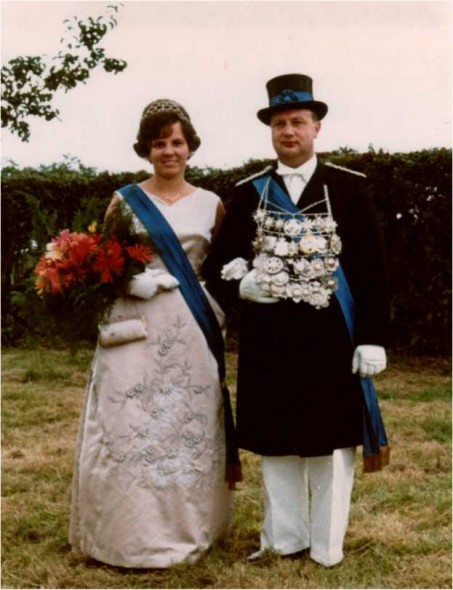 1966 Hannelore und Franz Kemper