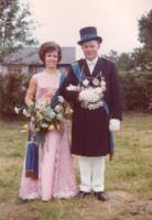 1968 Maria Jütte und Heino Glaremin