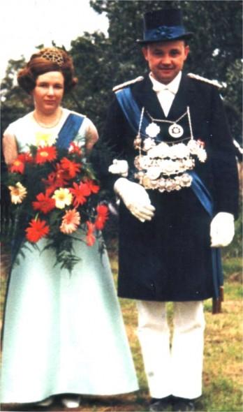 1969 Gertrud Schulte und Franz Schulte