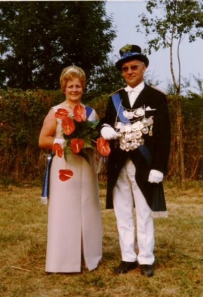 1971 Anna Lehmenkühler und Franz Schwarte