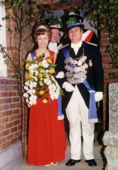 1973 Elisabeth Sigge und Heinrich Siedhoff