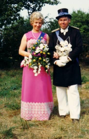 1975 Maria Müller und Franz-Josef Böschl