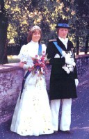 1976 Elsmarie Maas und Franz-Josef Simon