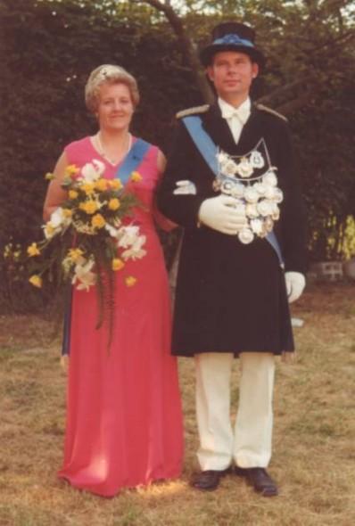 1977 Renate und Anton Sigge