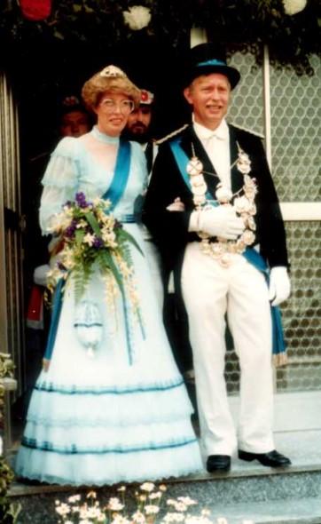 1981 Hildegard und Ulrich Niermann