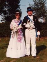 1983 Ingrid Linnemann und Josef Rieländer