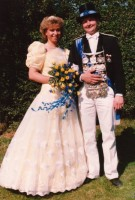 1987 Petra Müller und Andreas Rieländer